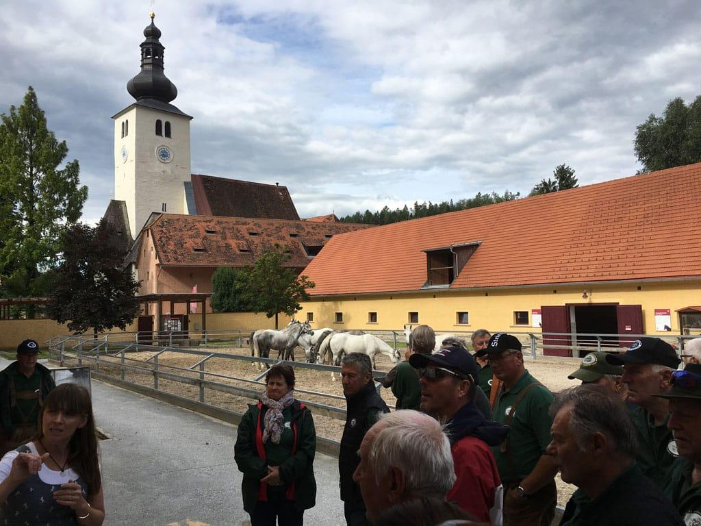 Traktor Oldtimer Club Veranstaltung 3-Tagesausfahrt Weststeiermark