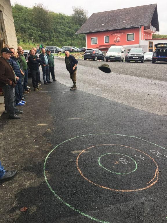 Traktor Oldtimer Club - Einwinterung 2018