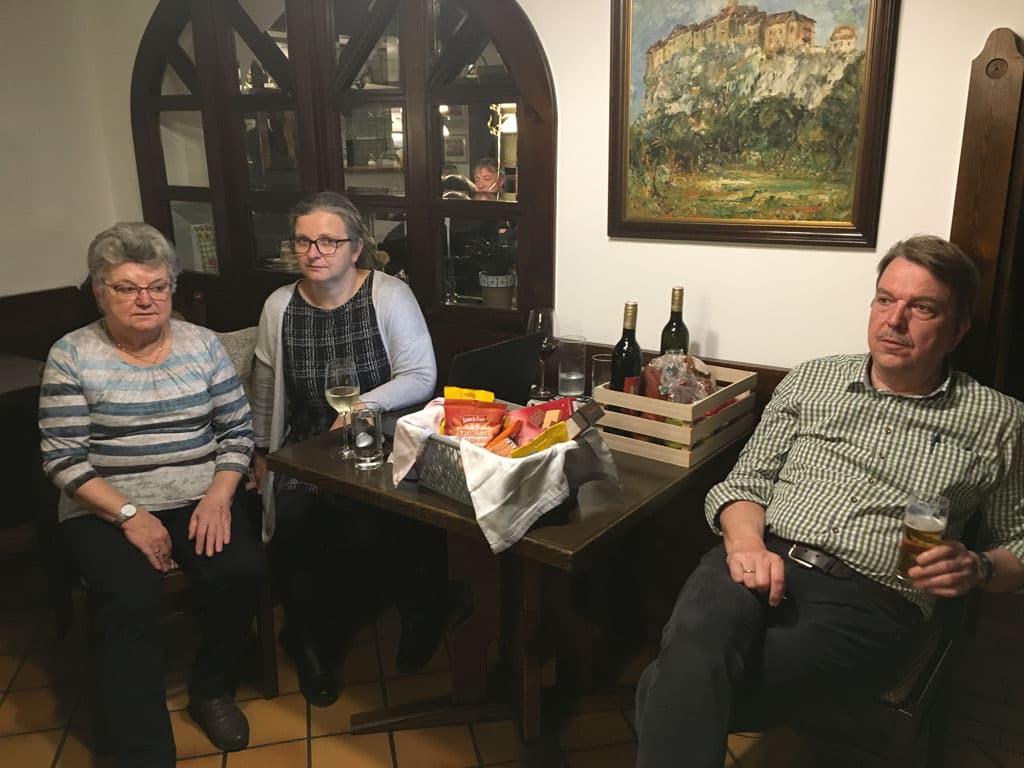 Traktor Oldtimer Club - Preisschnapsen 2019