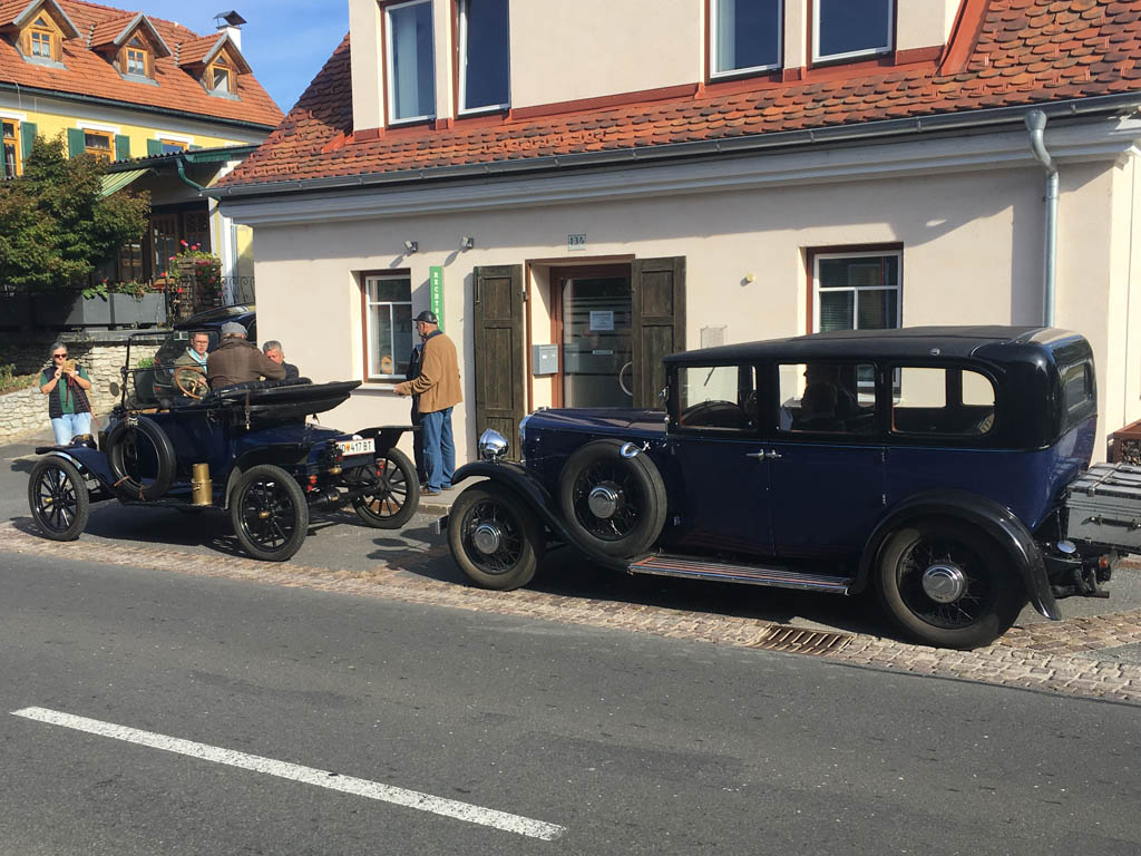 Traktor Oldtimer Club - Einwinterungsfahrt - Löwenrally 2019